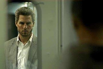 Tom Cruise in DreamWorks' Collateral