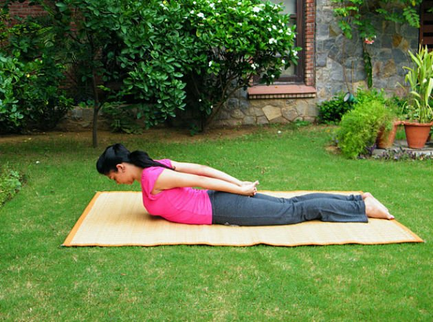 Yoga for a stronger back