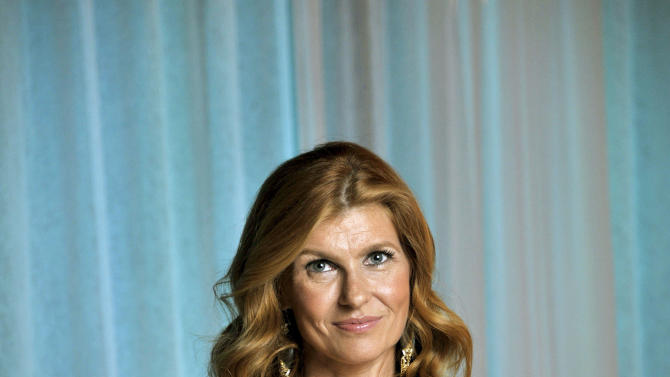 """This Dec. 6, 2012 photo shows actress Connie Britton from the ABC series """"Nashville,"""" posing for a portrait in Nashville, Tenn. The music of """"Nashville"""" has been as much a star on the hourlong ABC drama as Connie Britton, Hayden Panettiere, Charles Esten, Jonathan Jackson, Clare Bowen and Sam Palladio. Each actor sings their own part, and so far fans seem to be responding, buying more than 800,000 digital singles. (Photo by Donn Jones/Invision/AP)"""