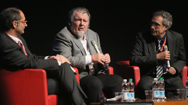Walter Hill Meets The Audience - The 7th Rome Film Festival
