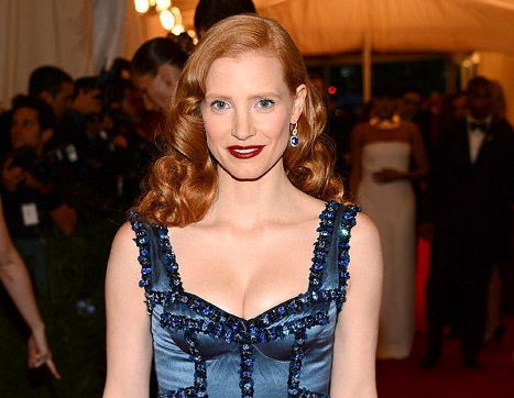 Jessica Chastain Drops Out of Iron Man 3