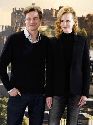 Nicole Kidman Wants Colin Firth for S.J. Watson Thriller