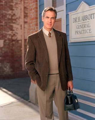 "Tom Amandes as Dr. Harold Abbott The WB's ""Everwood"" Everwood"