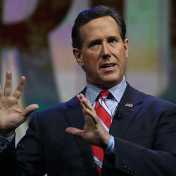 Rick Santorum Wouldn't Attend A Gay Wedding