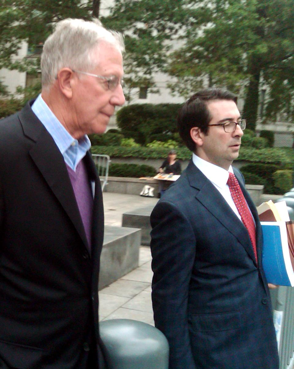 NYC accountant is arrested in Madoff fraud