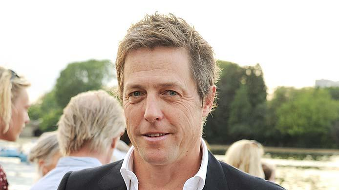 Hugh Grant The Serpentine