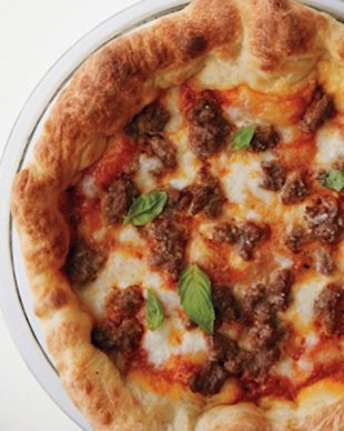 The future of food: Would you eat this pizza if it came from a 3D printer?
