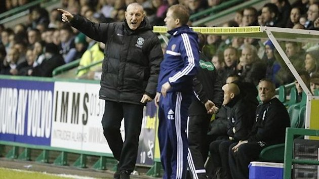 Terry Butcher, left, described his side's win as 'terrific'