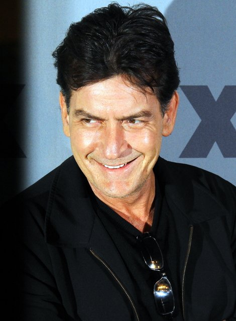 Why Charlie Sheen should be …