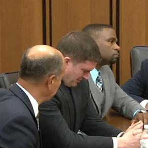 Cleveland police officer found not guilty in deadly shooting