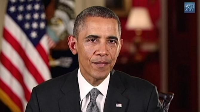 """Obama says """"we have to put a stop"""" to default threat"""