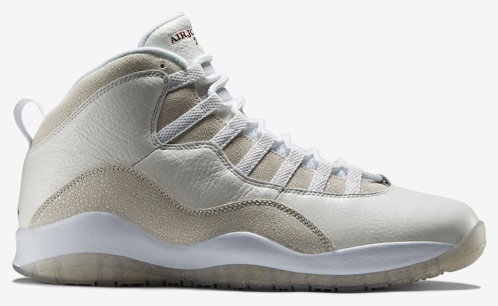 "There's a Release Date for the ""OVO"" Air Jordan X"