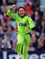 Saeed Ajmal claimed four for 32 as Pakistan defeated Australia