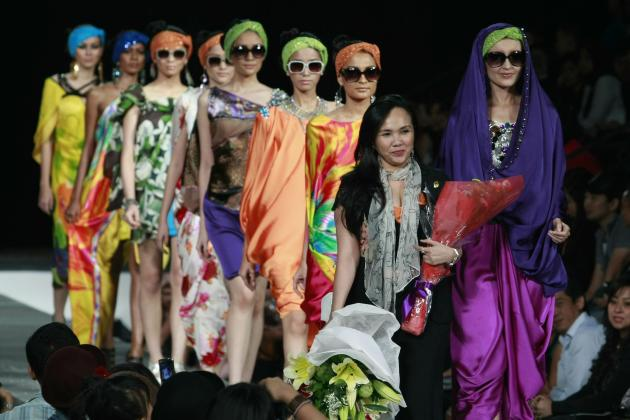 Jakarta Fashion Week 2010: Day Five