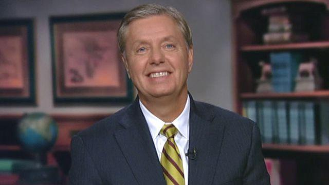 Sen. Graham: I blame the president above all others