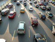 Traffic pollution may cause 14% of childhood asthma: study