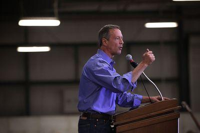 Martin O'Malley is finally talking about his best idea: health care