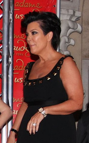 Kris Jenner -- matriarch and talk show host?