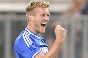Chelsea new-boy Schurrle: Don't compare me to Marin