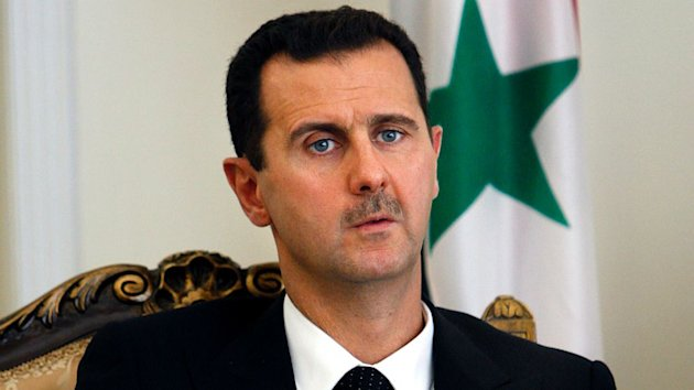 Assad Suggests Retaliation Against US in Charlie Rose Interview (ABC News)