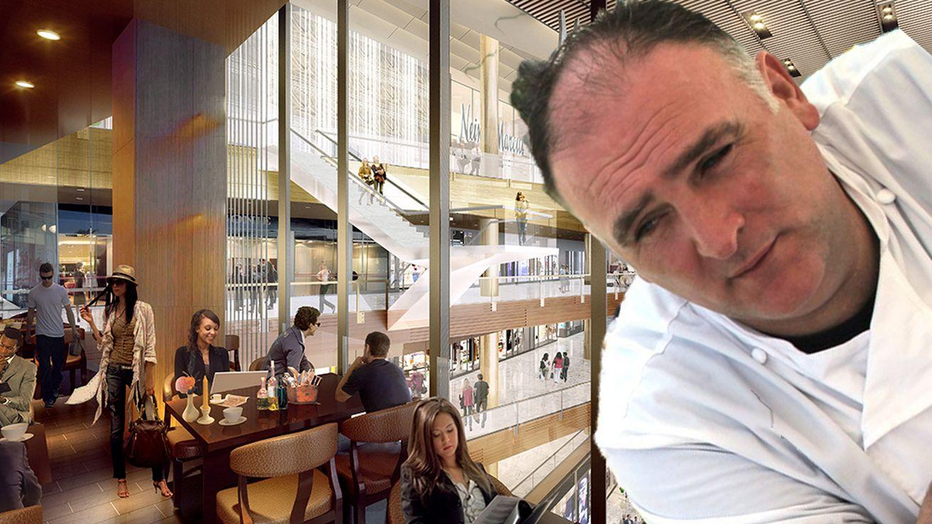 José Andrés and Costas Spiliadis to Open Hudson Yards Restaurants