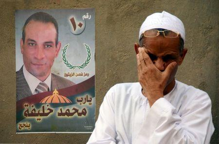 In Egypt, elections look set to cement return to the past