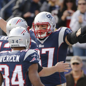 Game of Inches: Gronk is finally back
