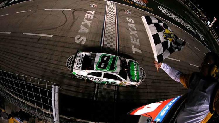 Final Laps: Kyle Busch Sweeps Texas Motor Speedway