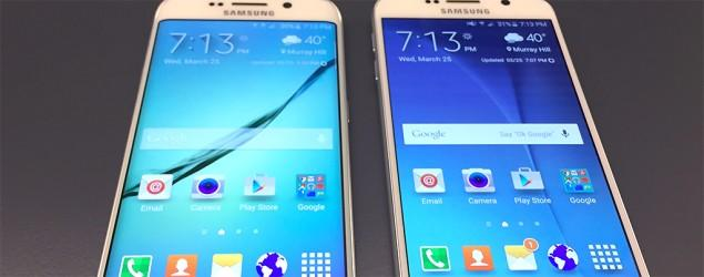 A look at Samsung Galaxy S6 and S6 Edge