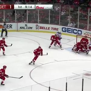 NY Rangers Rangers at Detroit Red Wings - 03/04/2015