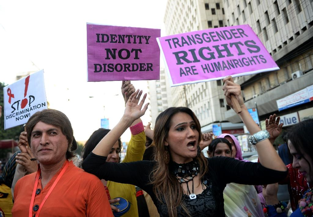 Transgender identity should no longer be classified as mental disorder: study