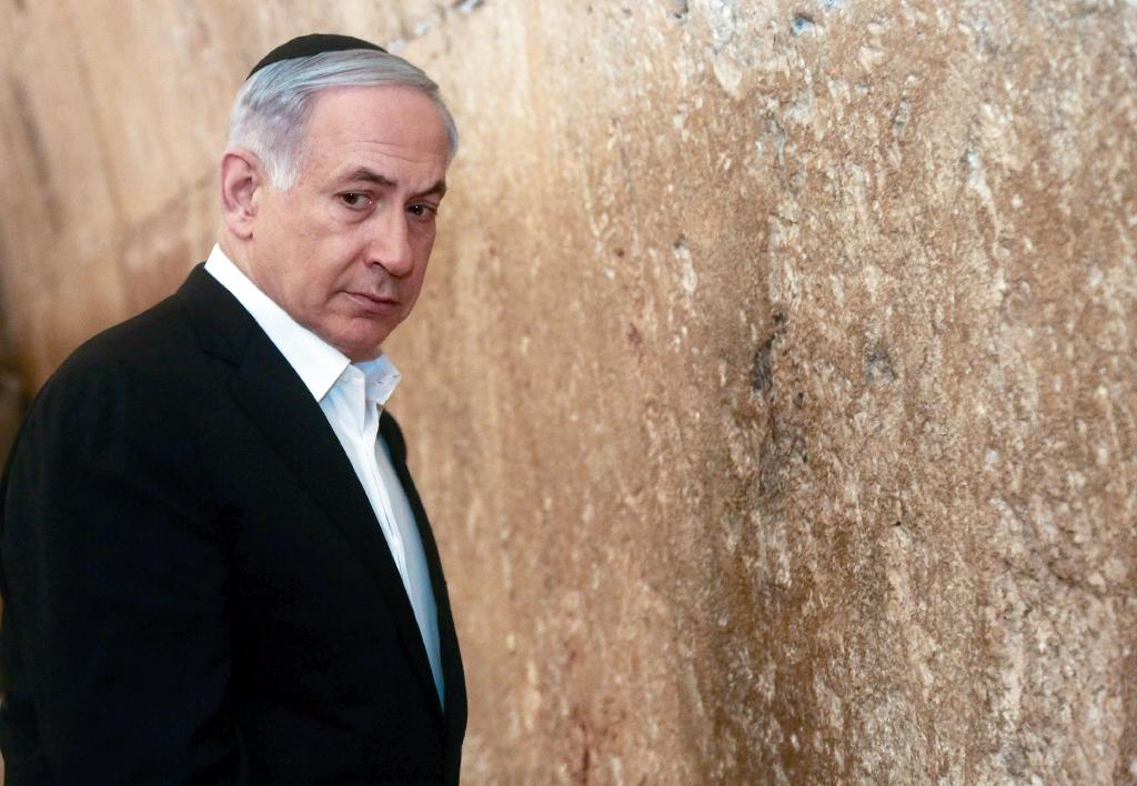 Israel PM Netanyahu takes off on 'historic' US mission