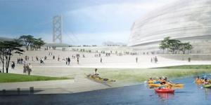 New Golden State Warriors Arena Faces Uphill Battle