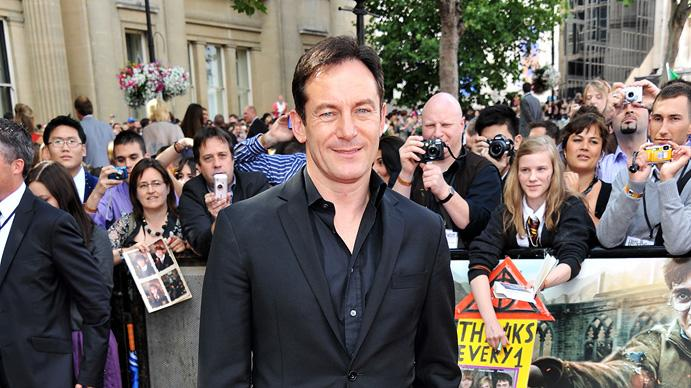 Harry Potter UK Premiere 2011 Jason Issacs