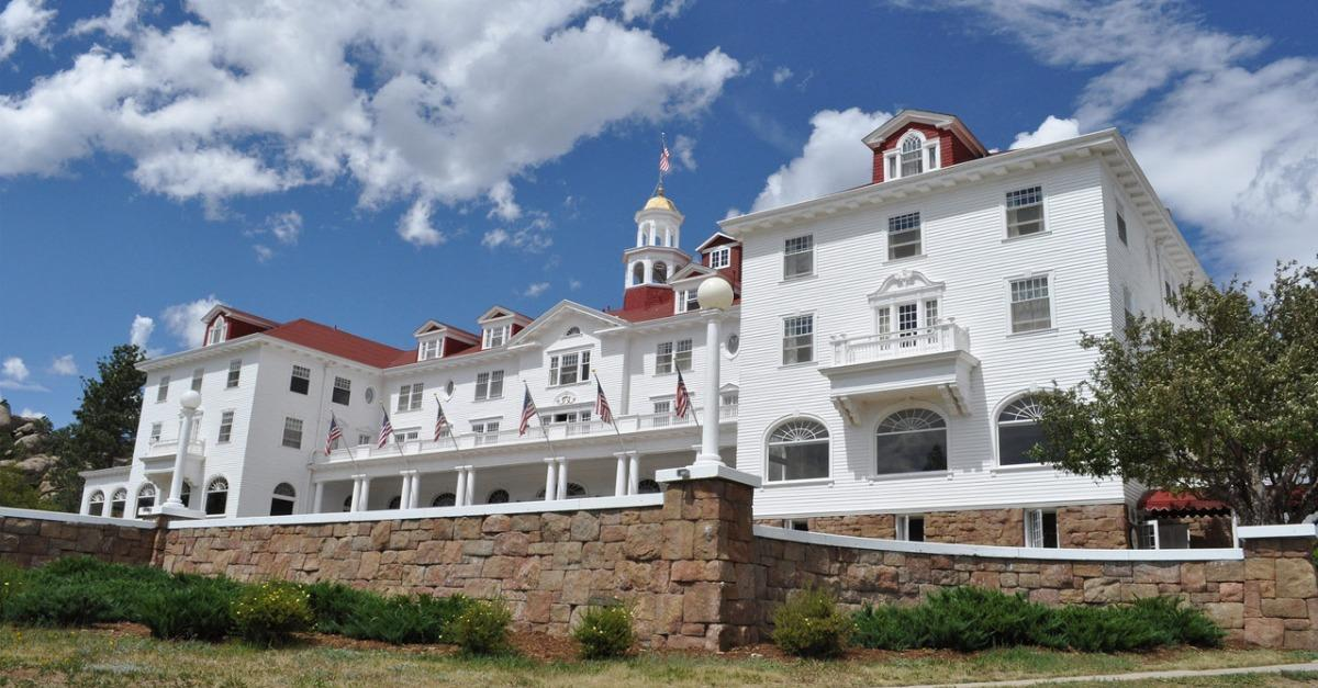26 of the World's Most Haunted Hotels
