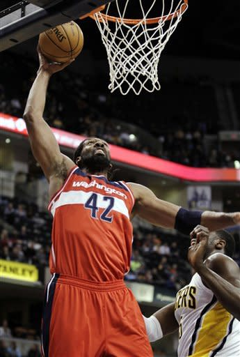 Pacers beat Wizards for 6th straight home win