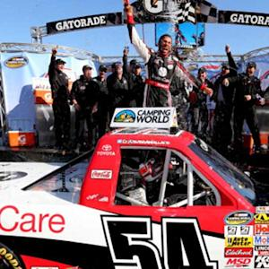Weekend Top 5: Martinsville