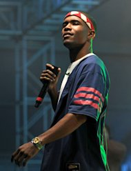 Frank Ocean: Coming Out Had to Do With 'My Own Sanity'