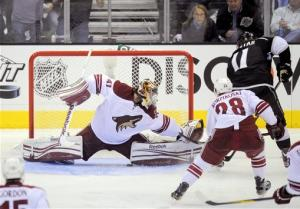 Coyotes-Kings Preview