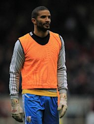 David James has joined Bournemouth until the end of the season