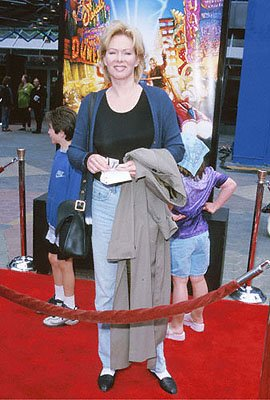 Premiere: Jean Smart, star of Snow Day, at the Universal Studios Cinema premiere of Universal's The Flintstones In Viva Rock Vegas in Los Angeles - 4/15/2000