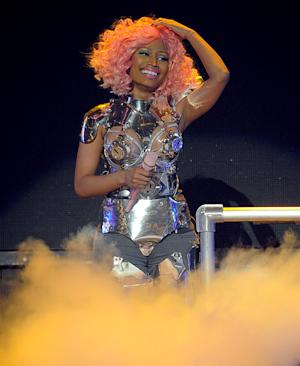 "Nicki Minaj Suffered ""Horrible"" Wardrobe Malfunction"