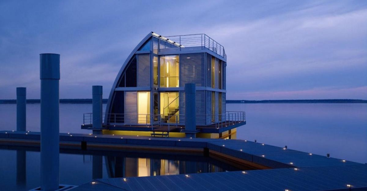 Houseboats that will make you give up land forever
