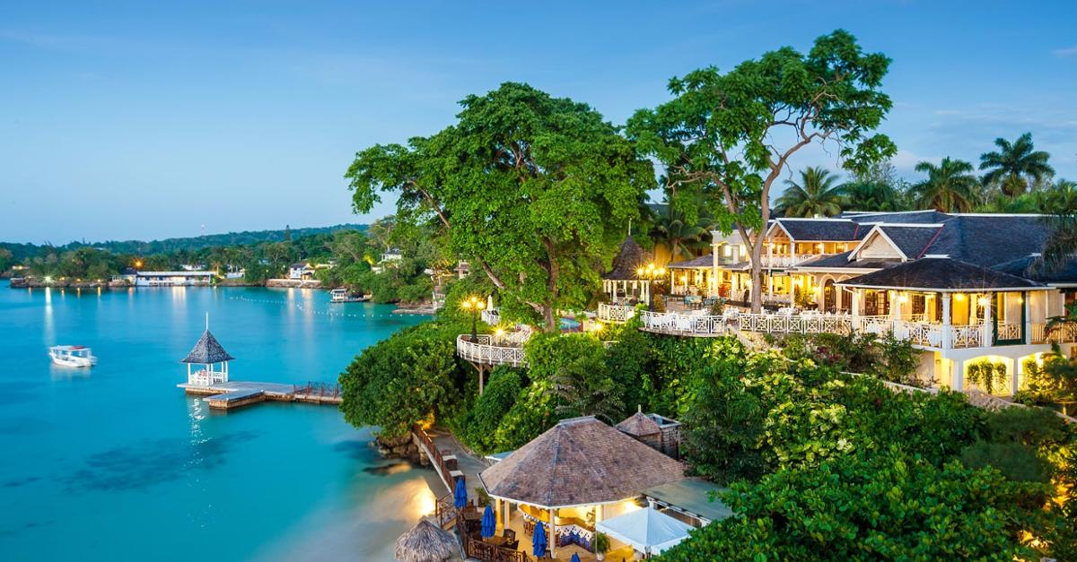 Is The Best Sandals Resort is Royal Plantation?