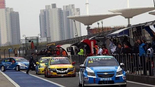 There will be a strong contingent of eight local drivers in the WTCC Guia Race of Macau.
