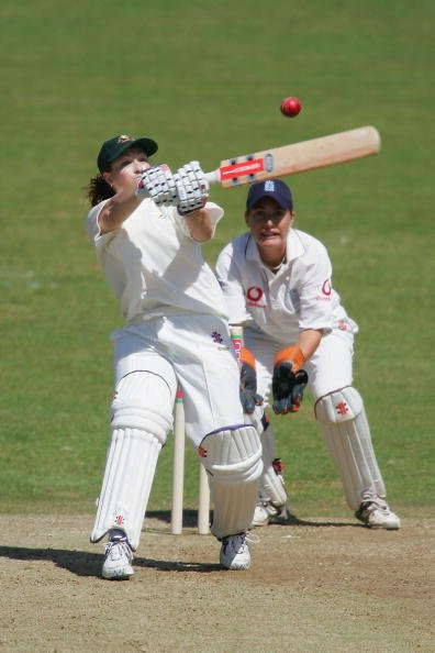1st Test: England Women v Australia Women