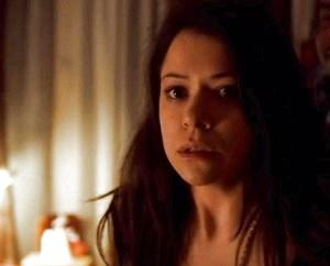 Exclusive Orphan Black Finale Video: Cops on the Scene While Someone's in the Basement!