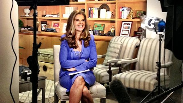 Maria Shriver Announces Return to TV News