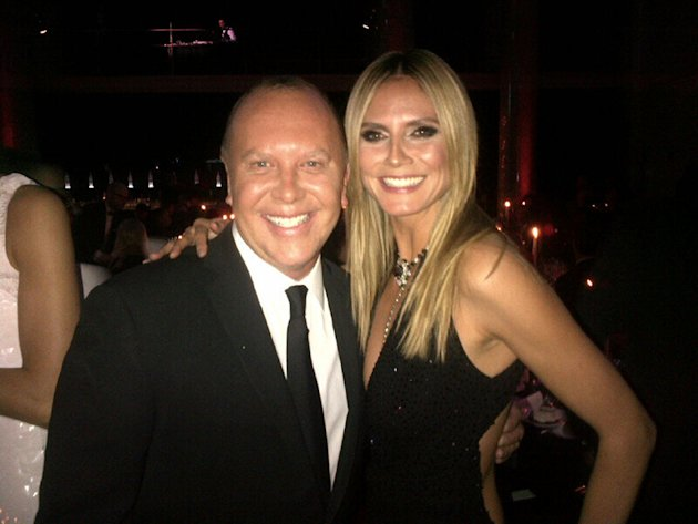 Heidi Klum, Michael Kors