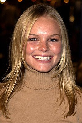 Kate Bosworth of Remember The Titans at the Westwood premiere of K-Pax
